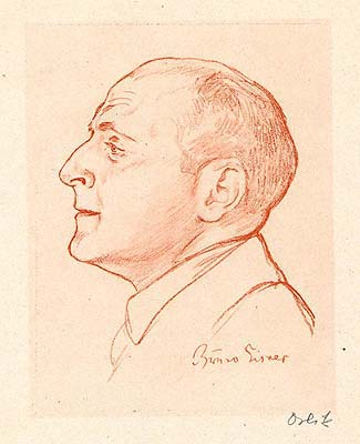 Portrait of Bruno Eisner